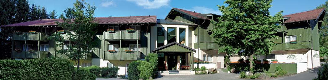 Wellness Hotel Christopherhof Im Bayerischer Wald Oberpfalz